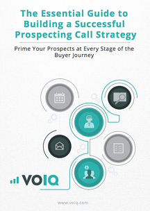 Cover The Essential Guide to Building a Successful Prospecting Call Strategy